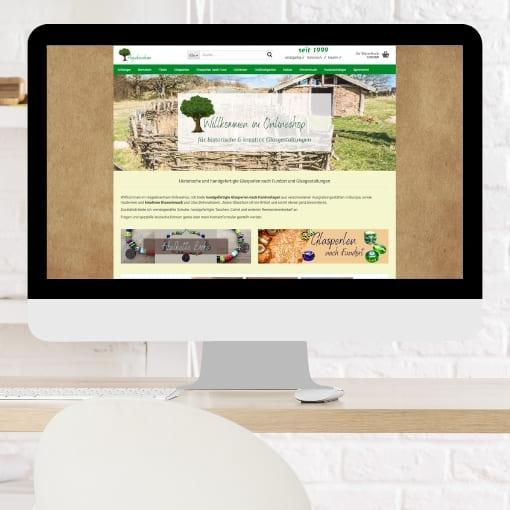 Onlineshop Erstellung Erfurt und Gotha
