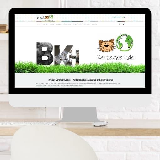 BKH Katzenwelt. Britisch Kurzhaar Info