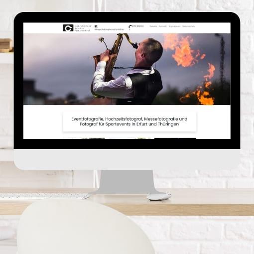 REsponsives Webdesign Erfurt