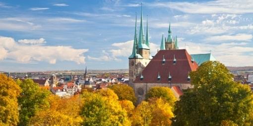 Webseitenerstellung in Erfurt, Gotha und Thüringen.