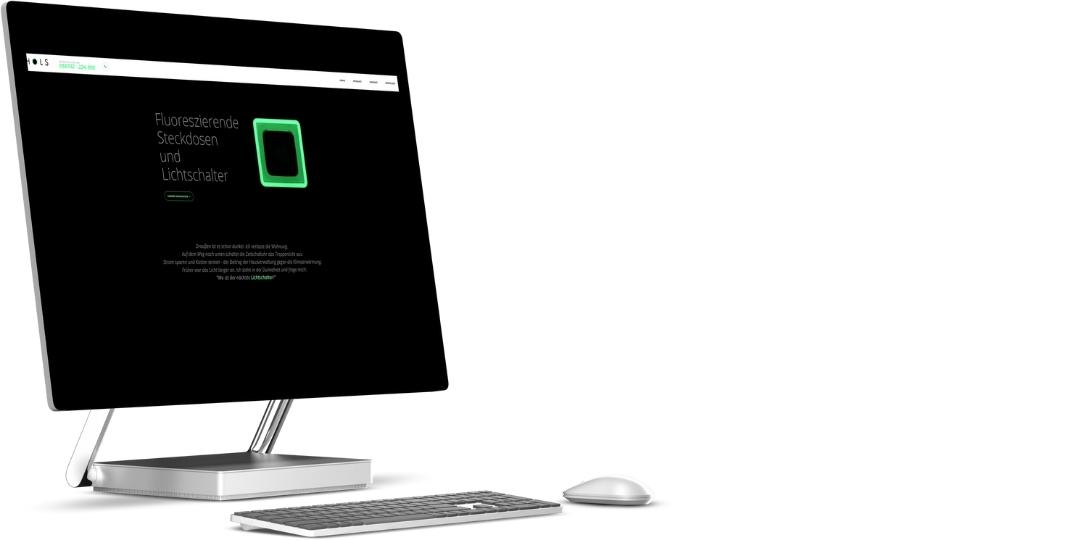 Fluoreszierende-Steckdosen.de | Webdesign, Logoerstellung und Suchmaschinenoptimierung