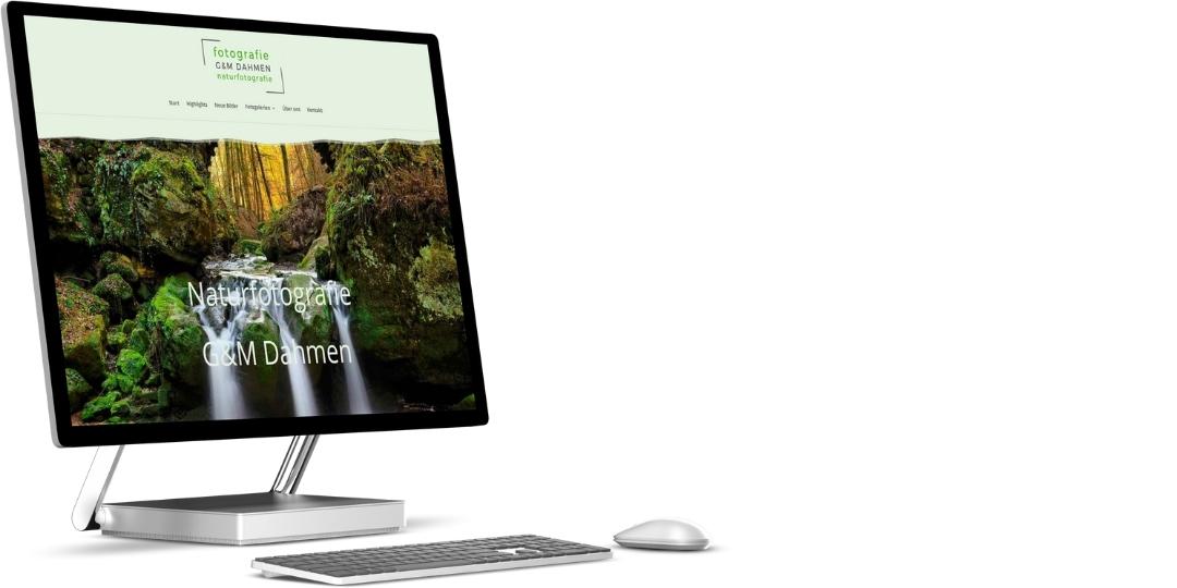 Naturfotografie-GM-Dahmen.de   Webdesign, Suchmaschinenoptimierung und Bildergalerien